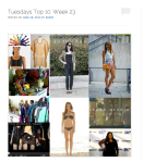 Tuesdays Top 10: Week 23 on June 18, 2013 I was selected as on of the Top 10 by Richmond VA Fashion Bloggers (RVAFB)