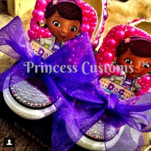 Photo: Screenshot- Princess Customs (Instagram 12/2014)
