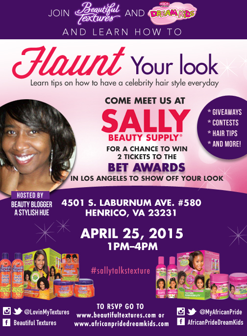Sally Social Media Flyer-AStylishHue