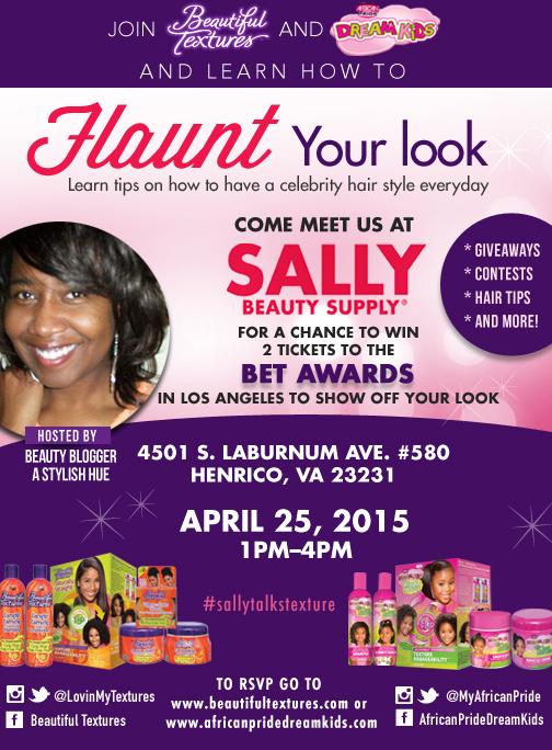 Sally Social Media Flyer-AStylishHue