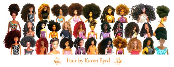 Photo Credit/Screenshot: Natural Hair United website.